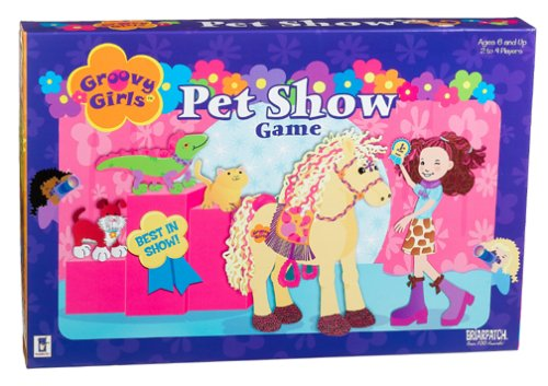 Buy Groovy Girls Pet Show Game