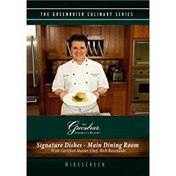 Culinary at The Greenbrier