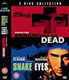 Snake Eyes/Bringing Out The Dead [DVD]