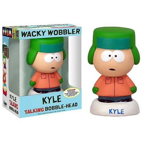 Talking Kyle Wacky Wobbler