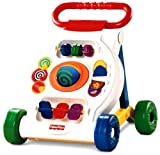 Baby - Mattel K9875 - Fisher-Price Activity Lauflernwagen