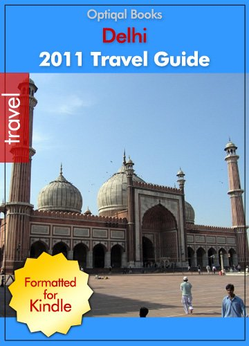 2011 - Delhi India Illustrated City Travel Guide