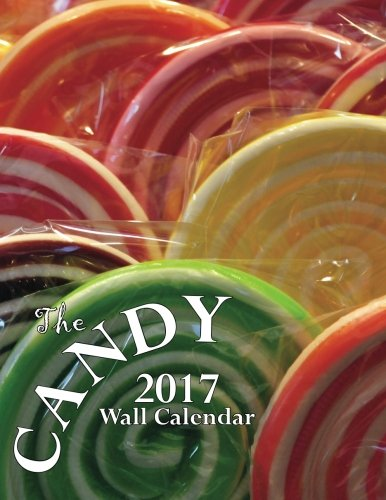 The Candy 2017 Wall Calendar