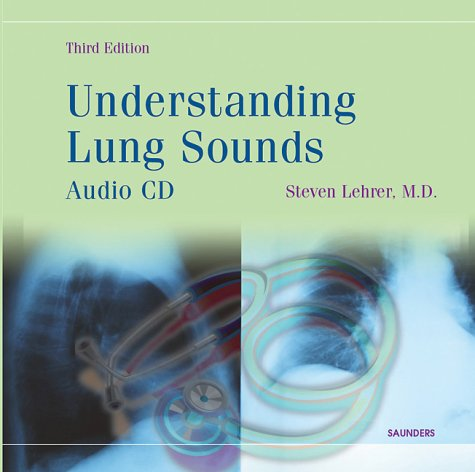 Understanding Lung Sounds (Booklet with Audio CD)