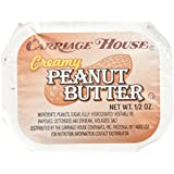 Carriage House Peanut Butter, 0.5-Ounce Units (Pack of 200)