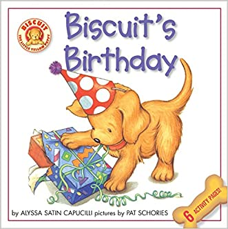 Biscuit's Birthday written by Alyssa Satin Capucilli