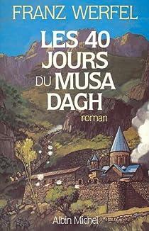 Les Quarante jours du Musa Dagh - Franz Werfel