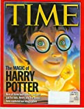 Time Magazine September 20, 1999 - Harry Potter