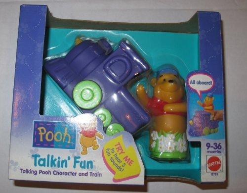 Vintage Disney Winnie the Pooh Talkin' Fun - 1