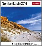 Nordseeküste 2014: Sehnsuchtskalender. 53 Postkarten