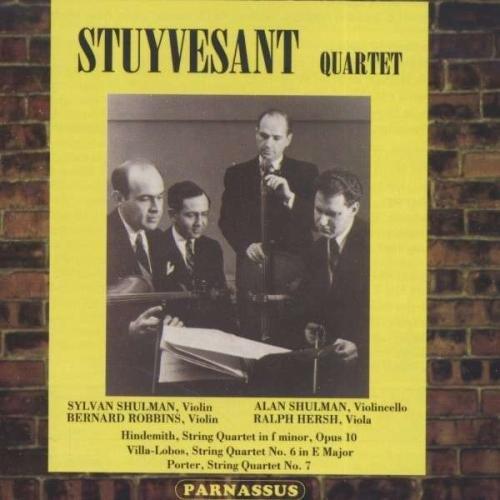 stuyvesant-quartet-hindemith-qr-op-10-villa-lobos-qr-6-quincy-porter-qr-7