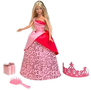 Com happy birthday barbie doll released year 2004 toys amp games
