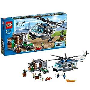 Lego City  60046 - Verfolgung mit dem Polizei-Hubschrauber