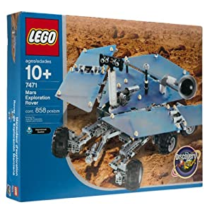 Lego Product: Mindstorms