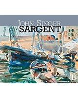 John Singer Sargent - Aquarelles