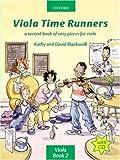 echange, troc Blackwell K - Viola Time Runners +CD - Alto