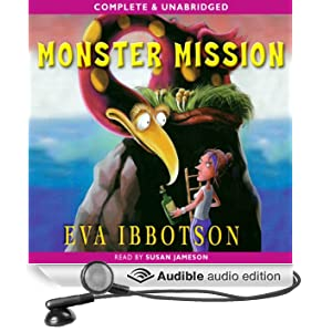 Monster Mission (Unabridged)