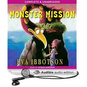 Monster Mission (Unabridged)