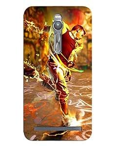 FurnishFantasy Designer Back Case Cover for Asus Zenfone 2,Asus Zenfone 2 ZE550ML,Asus Zenfone 2 ZE551ML