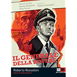 Il General Della Rovere: Raro Video 2-Disc Remastered Edition
