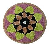 Round Multi color Door mats / Bath mats