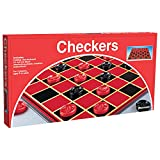 Continuum Games Checkers, One Size (Color: Red, Tamaño: One Size)