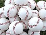 硬式練習用ボール 練習だけでなくサインボールとしても! 4個セット