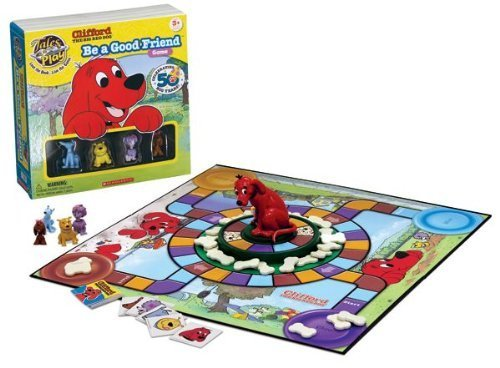 Patch Products Tales To Play - Clifford Game - 1