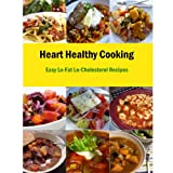51DAI7t%2BipL. SL160  Heart Healthy Cooking: Easy Lo Fat Lo Cholesterol Recipes