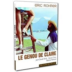 Le genou de Claire - Eric Rohmer