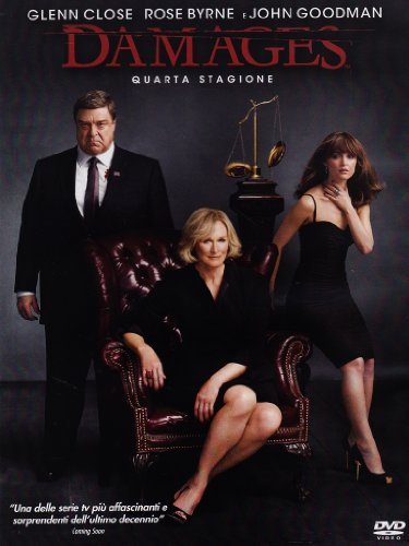Damages Stagione 04 [3 DVDs] [IT Import]