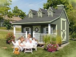 11 x 10 Pennfield Cottage Panelized Kit