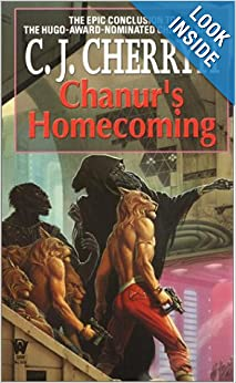 Chanur's Homecoming - C. J. Cherryh
