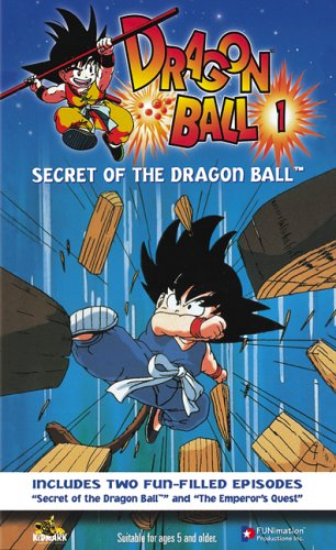 Dragon Ball - The Saga of Goku - Boxed Set