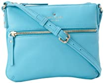 Hot Sale Kate Spade New York Cobble Hill Tenley PWRU2587 Cross Body,Firoza,One Size