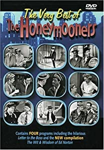 The Very Best of the Honeymooners from Mpi Home Video