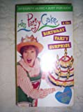 Miss Patty Cake and the Birthday Party Surprise [VHS]