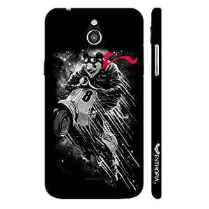 Infocos M2 Flying Panda designer mobile hard shell case by Enthopia