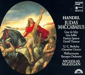 Judas Maccabaeus-Mcg