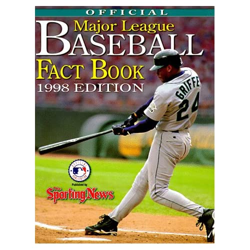 Official Major League Baseball Fact Book: Major League Baseball's Official Fact Book Sporting News