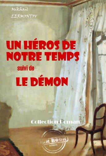 Couverture du livre Un héros de notre temps (suivi de Le démon)