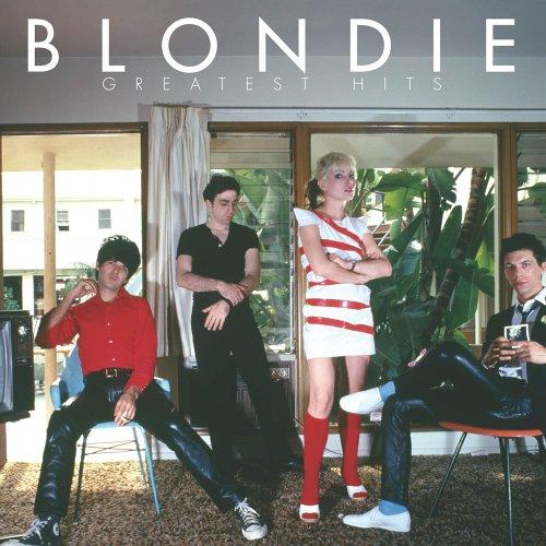 Blondie Greatest Hits: Sound & Vision artwork