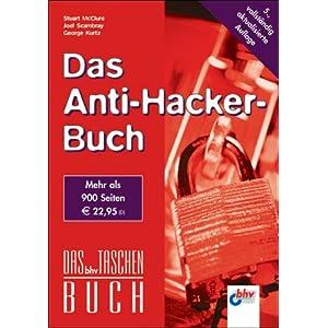 eBook Cover für  Das Anti Hacker Buch