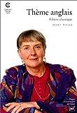echange, troc Mary Wood - Thème anglais : filière classique