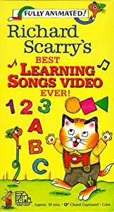 Richard Scarry Best Learning S