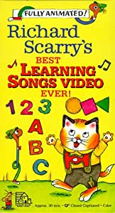 Richard Scarry - Best Learning VI
