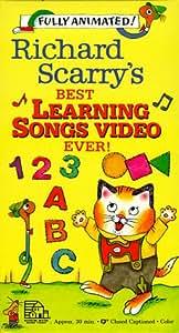 Richard Scarry - Best Learning VI [Import]
