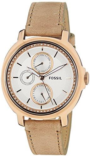 Reloj Fossil Chelsey Es3358 Mujer Blanco