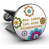 Waschbecken Stopfen Blumenwiese, das Original von Plopp®, Qualität made in Germany