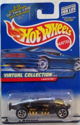 Hot Wheels 2000 Collector No. 168 - Virtual Collection - Lakester - 1